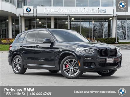 2021 BMW X3 xDrive30i (Stk: PP10042) in Toronto - Image 1 of 23