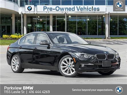 2017 BMW 320i xDrive Sedan (8E57) (Stk: PP10148) in Toronto - Image 1 of 22