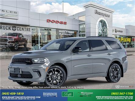2021 Dodge Durango R/T (Stk: ) in Brampton - Image 1 of 21