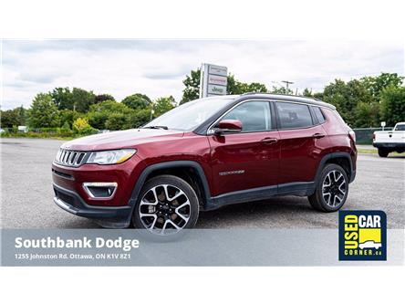 2020 Jeep Compass Limited (Stk: 923271) in OTTAWA - Image 1 of 24