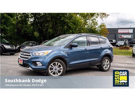 2018 Ford Escape SE (Stk: 9230531) in OTTAWA - Image 1 of 24