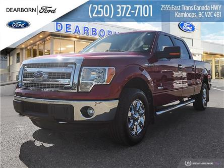 2014 Ford F-150 XLT (Stk: RM298A) in Kamloops - Image 1 of 25