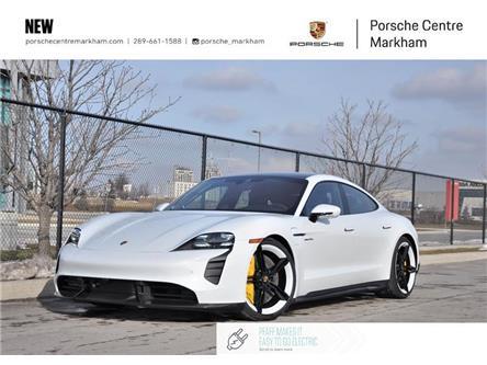 2021 Porsche Taycan Turbo S (Stk: PN0088) in Markham - Image 1 of 15