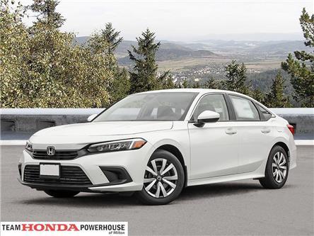 2022 Honda Civic LX (Stk: 22111) in Milton - Image 1 of 23