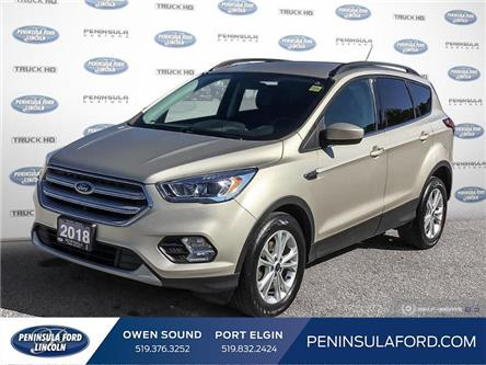 2018 Ford Escape SEL (Stk: 2390) in Owen Sound - Image 1 of 25