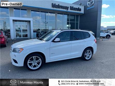 2014 BMW X3 xDrive28i (Stk: PR1622A) in Saskatoon - Image 1 of 17