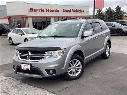 2017 Dodge Journey SXT (Stk: 11-21753A) in Barrie - Image 1 of 21