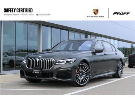 2021 BMW 750Li xDrive Sedan (Stk: U10000) in Vaughan - Image 1 of 30