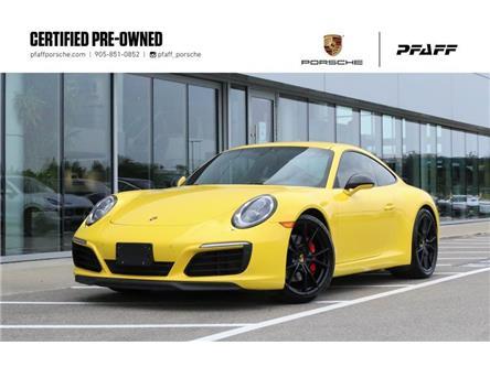 2018 Porsche 911 Carrera S Coupe (991) w/ PDK (Stk: U9939) in Vaughan - Image 1 of 30