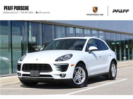 2018 Porsche Macan Sport Edition (Stk: P14132) in Vaughan - Image 1 of 30