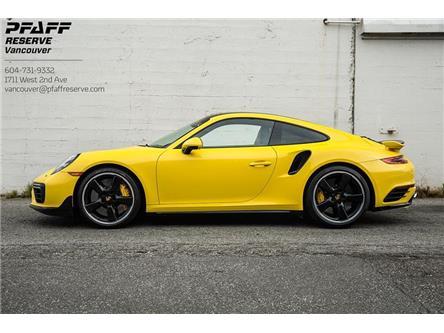 2017 Porsche 911 Turbo (Stk: VU0680) in Vancouver - Image 1 of 21