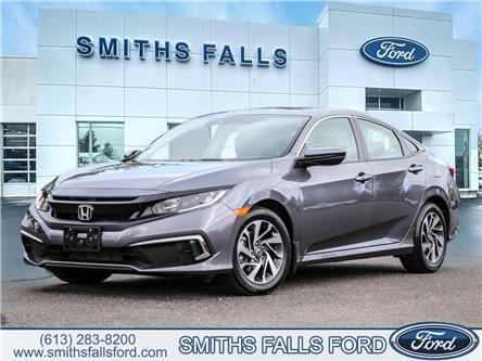 2020 Honda Civic EX (Stk: 21286A) in Smiths Falls - Image 1 of 30