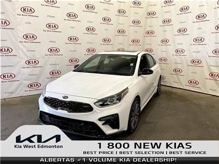 2021 Kia Forte GT Limited (Stk: 23291) in Edmonton - Image 1 of 29
