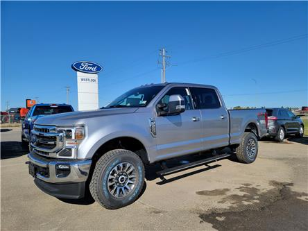 2022 Ford F-250 Lariat (Stk: 22002) in Westlock - Image 1 of 17