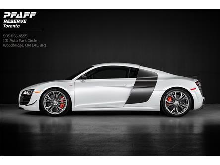 2012 Audi R8 GT (Stk: ) in Woodbridge - Image 1 of 19