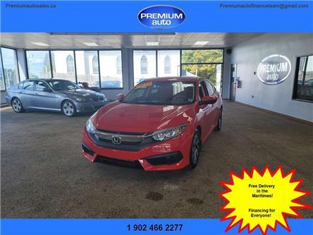2018 Honda Civic EX (Stk: 009598) in Dartmouth - Image 1 of 21