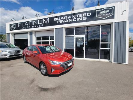 2020 Hyundai Elantra Preferred (Stk: 001237) in Kingston - Image 1 of 12