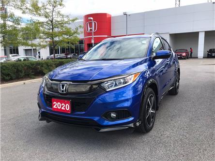 2020 Honda HR-V Sport (Stk: 29912L) in Ottawa - Image 1 of 19