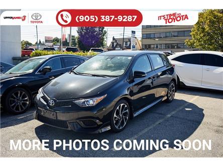 2017 Toyota Corolla iM Base (Stk: 98074) in Hamilton - Image 1 of 6