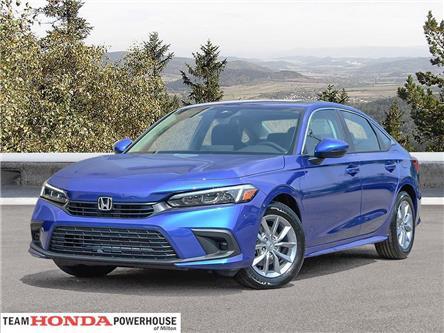 2022 Honda Civic EX (Stk: 22112) in Milton - Image 1 of 23