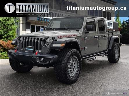 2021 Jeep Gladiator Rubicon (Stk: 508746) in Langley Twp - Image 1 of 24