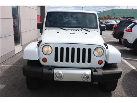 2013 Jeep Wrangler Unlimited Sahara (Stk: 962) in Québec - Image 1 of 19