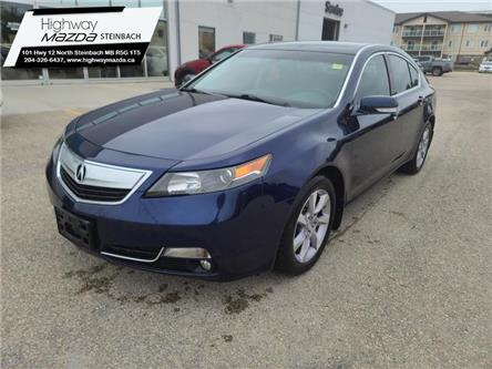 2013 Acura TL at (Stk: M21078A) in Steinbach - Image 1 of 23
