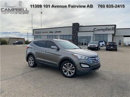 2014 Hyundai Santa Fe Sport 2.0T Limited (Stk: U2399A) in Fairview - Image 1 of 18