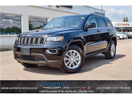 2021 Jeep Grand Cherokee Laredo (Stk: 21128) in Pembroke - Image 1 of 30