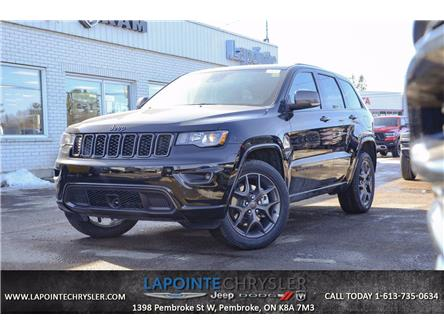 2021 Jeep Grand Cherokee Limited (Stk: 21029) in Pembroke - Image 1 of 30