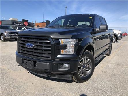 2017 Ford F-150 XLT (Stk: EX21603A) in Barrie - Image 1 of 22