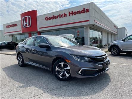 2019 Honda Civic LX (Stk: U15421) in Goderich - Image 1 of 18