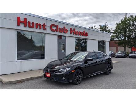 2018 Honda Civic Sport (Stk: 220071B) in Gloucester - Image 1 of 24