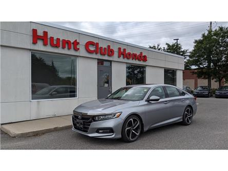2018 Honda Accord Sport (Stk: 8078A) in Gloucester - Image 1 of 24