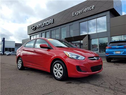 2016 Hyundai Accent GL (Stk: N1173A) in Charlottetown - Image 1 of 9