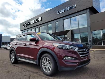 2017 Hyundai Tucson Premium (Stk: N1554TA) in Charlottetown - Image 1 of 13