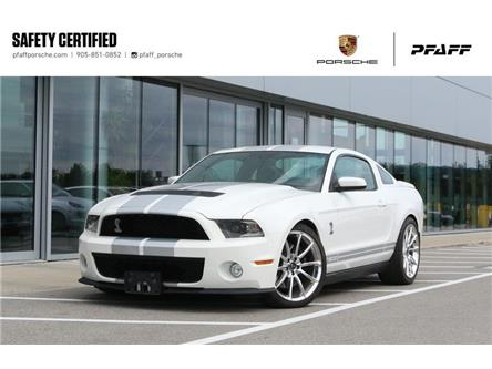 2010 Ford Mustang Shelby GT500 Coupe (Stk: U10010) in Vaughan - Image 1 of 30