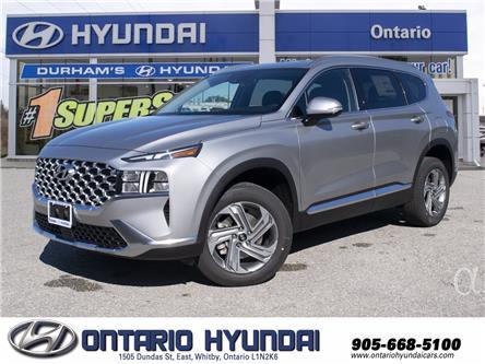 2022 Hyundai Santa Fe Preferred (Stk: 386969) in Whitby - Image 1 of 23