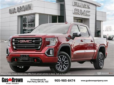 2021 GMC Sierra 1500 AT4 (Stk: Z416555) in PORT PERRY - Image 1 of 23