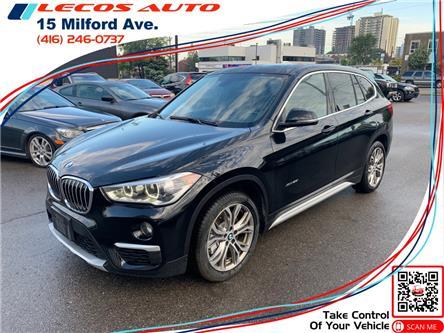 2018 BMW X1 xDrive28i (Stk: F90808) in Toronto - Image 1 of 11