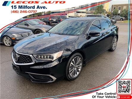 2020 Acura TLX Tech (Stk: 801467) in Toronto - Image 1 of 11