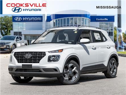2021 Hyundai Venue Trend (Stk: MU125913) in Mississauga - Image 1 of 10