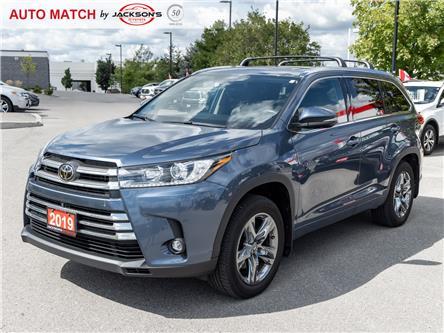 2019 Toyota Highlander Limited (Stk: U3957) in Barrie - Image 1 of 5