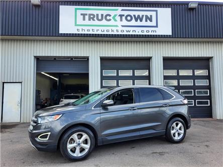 2015 Ford Edge Titanium (Stk: T0595) in Smiths Falls - Image 1 of 26