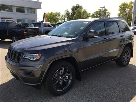 2021 Jeep Grand Cherokee Limited (Stk: 21GH8353) in Devon - Image 1 of 13