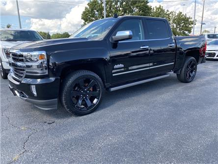 2018 Chevrolet Silverado 1500 High Country (Stk: 62) in Oakville - Image 1 of 20