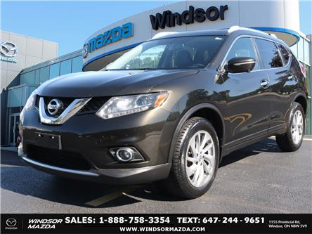2014 Nissan Rogue SL (Stk: TR17713) in Windsor - Image 1 of 27