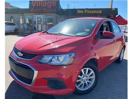 2017 Chevrolet Sonic LT Auto (Stk: T38521) in Saskatoon - Image 1 of 22