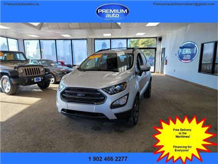 2018 Ford EcoSport SES (Stk: 222123) in Dartmouth - Image 1 of 22
