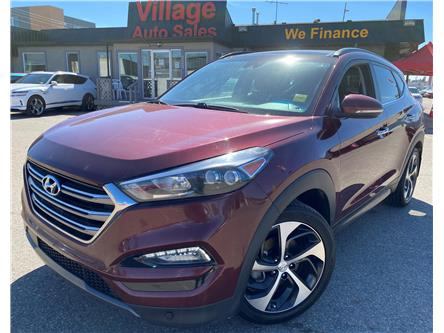 2016 Hyundai Tucson Ultimate (Stk: P38498) in Saskatoon - Image 1 of 25